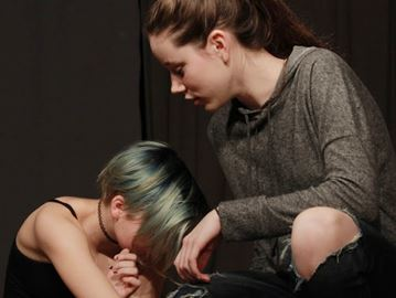 Youth explore emotions with Kaleidoscope