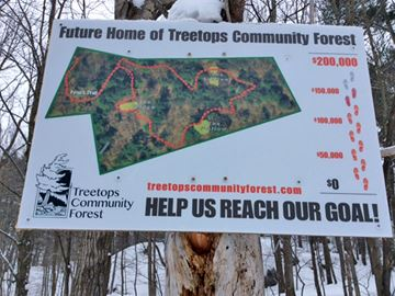 Treetops Community Forest