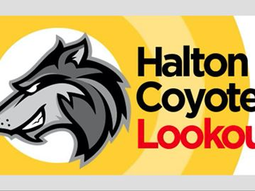 You can report your coyote sightings/encounters to Halton Coyote Lookout by emailing Karen Miceli at kmiceli@metroland.com.