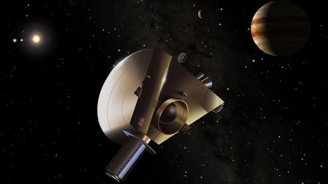 Us First Space Probe : Active space probes toronto
