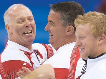 Glenn Howard makes room for son Scott on team