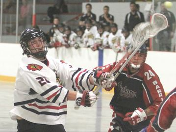 Overtime win completes Mimico's sweep