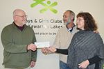 Roofing company helps Boys and Girls Club