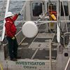 Franklin expedition: Underwater archeologists make first dive to wreck