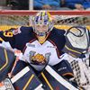Colts goalie playing in CHL/NHL top prospects match