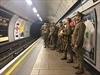 WWI soldiers mingle with commuters in artist's Somme tribute-Image1
