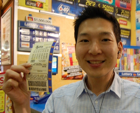 how to buy a lottery ticket in ontario