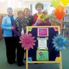 Library volunteer thanked for dedicated service