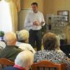 Author speaks to seniors in Penetanguishene