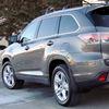 Toyota's hefty hybrid surprisingly easy on fuel