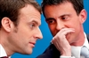 French candidate Macron wins new supporter: former PM Valls-Image2