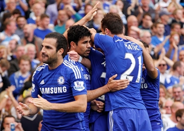 Costa guides Chelsea to 2nd straight win-Image1