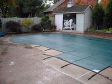 Canadian Swimming Pool Safety Covers