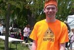 Milton teen honourary chair of Gutsy Walk