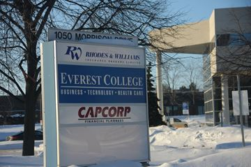 Everest campuses close