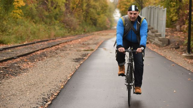 Bike Paths Kitchener Waterloo