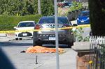 Pedestrian struck near Dufferin and Eglinton