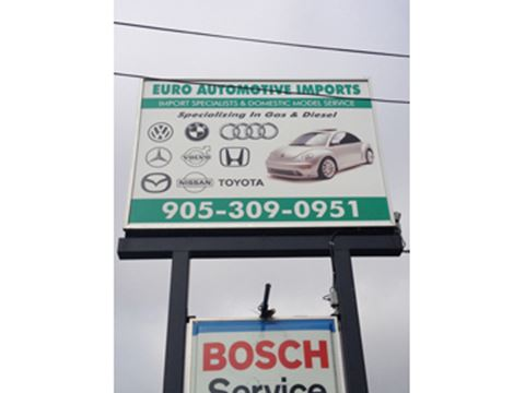 Euro Automotive Imports Niagarathisweek Com