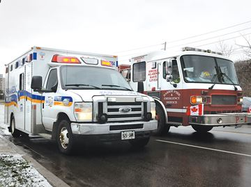 Call system sending paramedic and firefighter crews to non-emergencies in Simcoe County