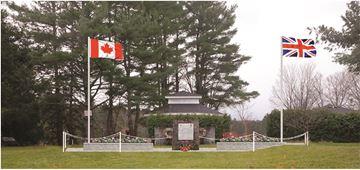 Baysville Cenotaph restoration