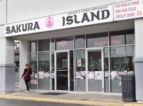 Sakura Island Restaurant Waterloo