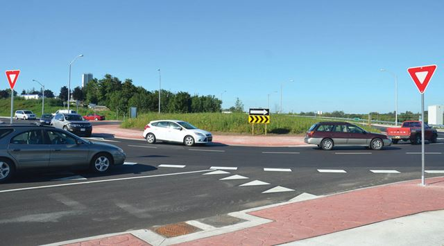 Readying businesses for roundabouts