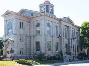 Former Dundas Town Hall