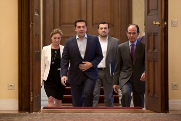 After vote win, Greece's Tsipras looks to rebuild talks-Image1