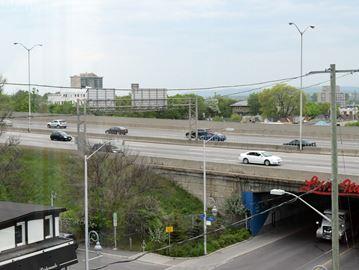 Highway 417 widening