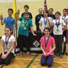 Tottenham students compete at free-throw event