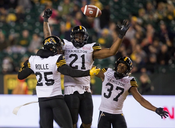 Hamilton Tiger-Cats clinch playoff spot with win over Eskimos