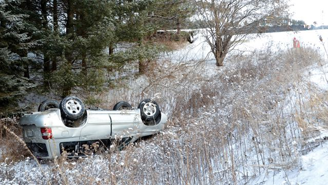 Wheels Winter Weather Driving Tips From Opp