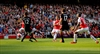 Sanchez scores 2 as Arsenal beats Man United 3-0-Image1