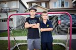 Milton family cries foul over hockey net removal order