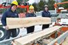 Tiny Township's Sawmill Sid looks to divert wood waste, create jobs