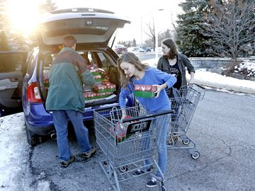 Christmas box program sees jump in donations