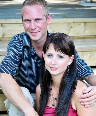 TIM AND SHARLENE BOSMA
