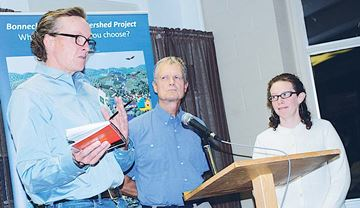 Concern over pipeline project