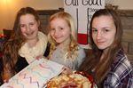 Wasaga sisters hold bake sale to make wigs