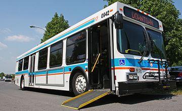 A Kingston Transit bus