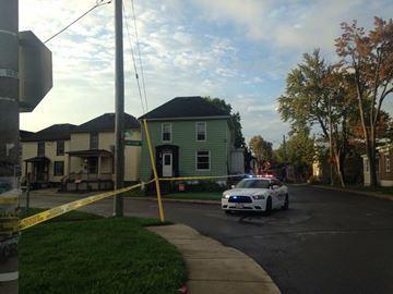 Police investigate Mark Seymour murder