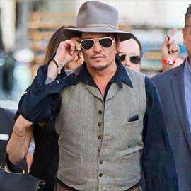 Johnny Depp's 'volatile marriage'-Image1