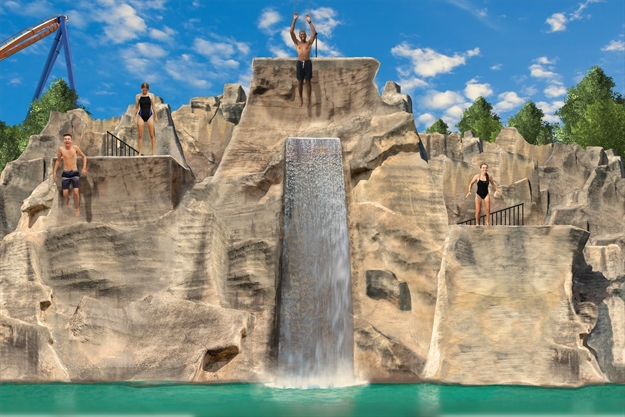 Want to cliff jump? Get ready for new thrill at Canada's Wonderland in Vaughan