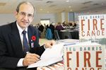 Author speaks at 'Honour Our Veterans' luncheon in Midland