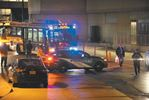 Stabbing as Scarborough Centre SRT station