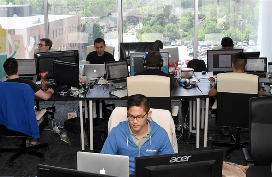Tech Startups Enjoy Vibe In Downtown Kitchener