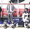 Coach leaves team