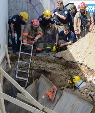 Rescue effort