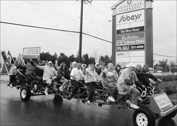 Big Bike rolls in Stittsville despite rain– Image 1