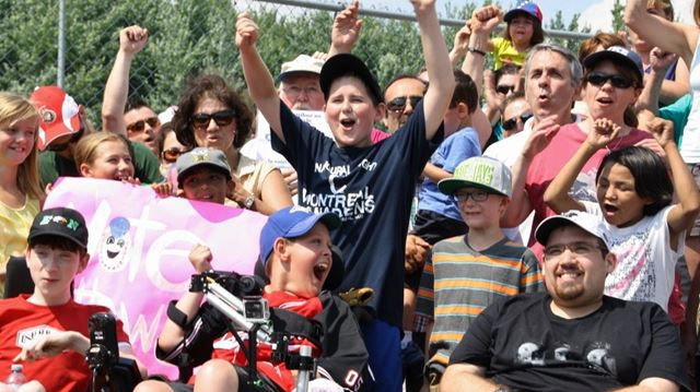 Miracle League wins $25,000; Project to build baseball diamond, play s– Image 1